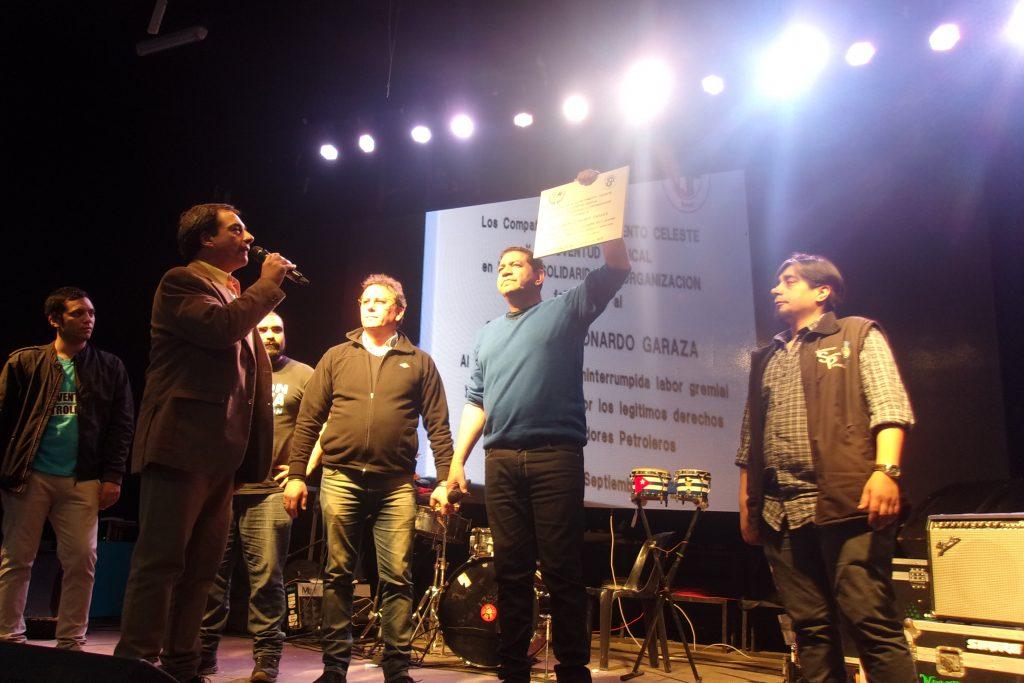 Se celebró el Día del Trabajador Petrolero