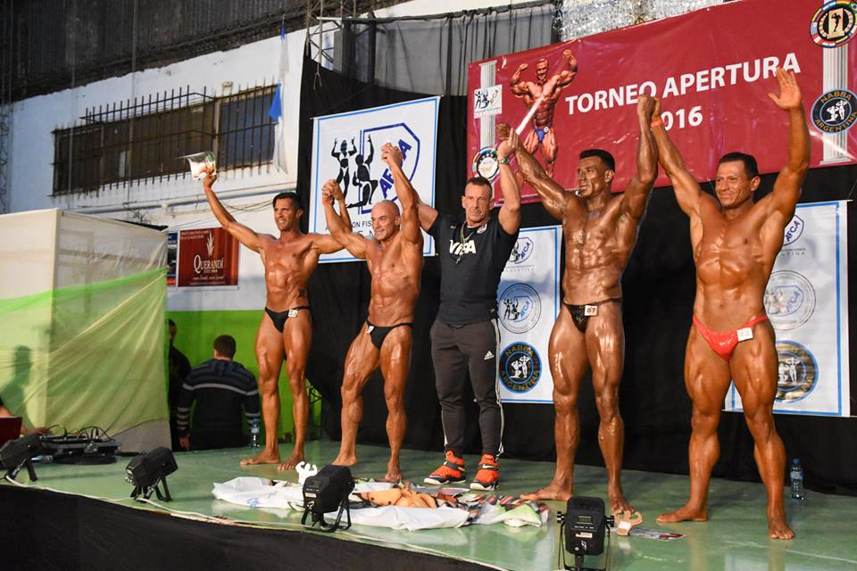 Argentine Fitness and Bodybuilding