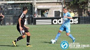 Foto: Dpto de Prensa del Club Atlético Villa San Carlos