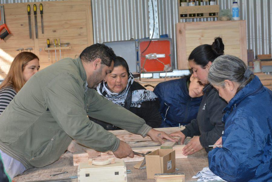 Argentina trabaja cooperativistas en plan productivo for Vivero arguello