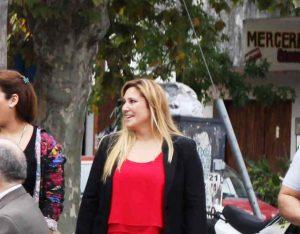 Eliana Bertino, ahora ex-directora de Personal